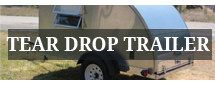Homemade Teardrop Trailer Build
