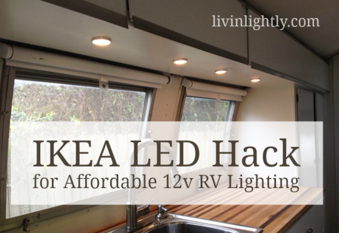 25 Unique Camper Trailer Lighting Ideas fakrubcom